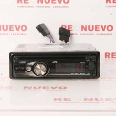 JVC KD-R35 de segunda mano E279263 | Tienda online de segunda mano en Barcelona Re-Nuevo