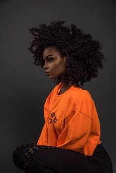 black women beautiful in the world Brown Skin, Dark Skin, Light Skin, Style Afro, Gq Style, Curly Hair Styles, Natural Hair Styles, Chica Cool, Ethno Style