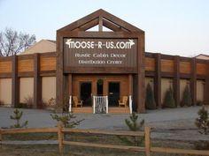 Moose-R-Us.Com About Us Order Information Cabin decor, lodge decor, log cabin decor, moose decor, fishing decor, rustic cabin #LodgeDecor