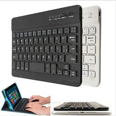 Bluetooth Mini Keyboard For IOS or Android Tablets and Smartphones