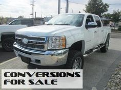 Used 2013 Chevy Silverado 1500 LT Southern Comfort Lifted Truck