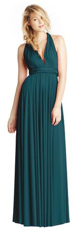 Which color matches best? Deep Sea Blue, Teal, or Dark Turquoise? - Allison (This is probably the dress I'll get if one of the colors matches!)