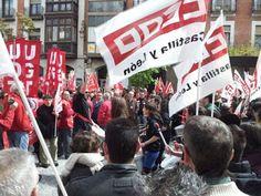 CCOO ciudadanía CyL: Para qué sirven los sindicatos