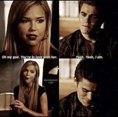 Lexi and Stefan   The Vampire Diaries 1x08