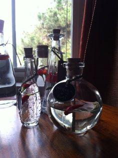 chili infused vodka