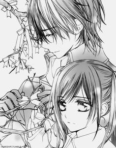 Vampire Knight, Vampire Hunter, Yuki And Zero, Matsuri Hino, Yuki Kuran, Best Love Stories, Anime Love Couple, Anime Couples, Anime Characters