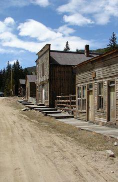 The Streets of St. Elmo Colorado  (c) Linda Eshom (LindaH3719)