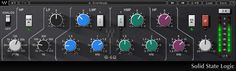 SSL G-Equalizer EQ292 from Waves