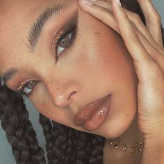Makeup Eye Looks, Cute Makeup, Eyeshadow Looks, Glam Makeup, Pretty Makeup, Makeup Inspo, Makeup Art, Makeup Inspiration, Hair Makeup