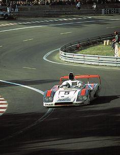 Le Mans 1978 . Porsche 936-78 (Ickx , Pescarolo , Mass)