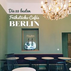 goes Fashion Week: The 22 best breakfast cafés - sisterMAG goes Fashion Week: The 22 best breakfast cafes in Berlin / The 10 best breakfast places i - Good Breakfast Places, Breakfast Cafe, Best Breakfast, Berlin Food, Berlin City, Berlin Berlin, Places In Berlin, Berlin Highlights, New York Tipps