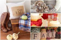 12 zseniális zsákvászon dekoráció, ami megalapozza az őszi hangulatot!