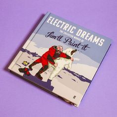 Electric Dreams The Collected Works of Jim'll Paint It from Firebox.com