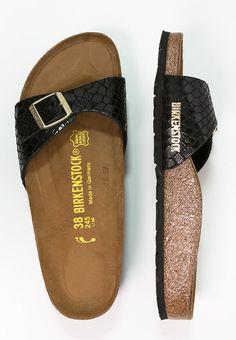 Komfortabler kann man seine Füße nicht betten. Birkenstock MADRID - Hausschuh…