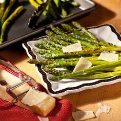 Parmesan Roasted Asparagus Recipe - ZipList