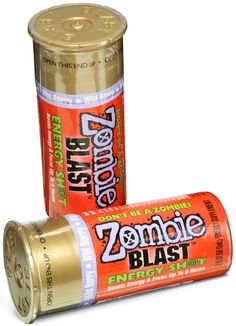 Zombie Blast Energy Shots 12 Pack