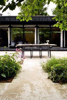 Arkitektens eget sommerhusliv