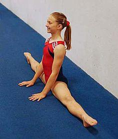 How to Do a Center Split in Gymnastics