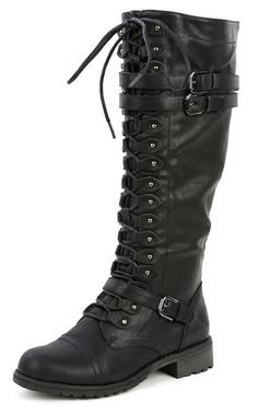 Wild Diva Womens Timberly-65 Boots *** Stop everything and read more details here! : Boots Shoes