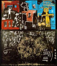 Basquiat, Jean-Michel - Neo-Expressionism