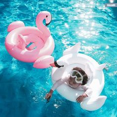 Summer Baby Pink Flamingo Swimming Baby Ring Inflatable Swan Swim Float Water Fun Pool Toys Swim Seat Boat Kids Swimming-in Inflatable Bouncers from Toys & Hobbies on Aliexpress.com | Alibaba Group