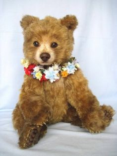 Artist Mohair Realistic Style Teddy Bear Sonora by Joanne Livingston Desertmountainbear  