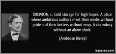 Oblivion Quotes. QuotesGram by @quotesgram