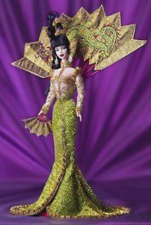 <em>Bob Mackie</em> Fantasy Goddess of Asia® Barbie®Doll
