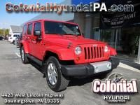 2012 Jeep Wrangler Unlimited Vehicle Photo in Downingtown, PA 19335
