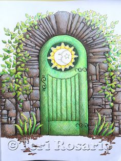 Teri Rosario Garden Gate 09 Finished