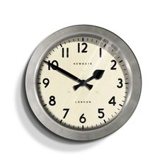 Brixton Wall Clock 40m Wall Clocks Pinterest Clock and Wall