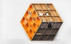 Rubika B601 - Furniture, Bookcases | Anesis