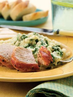 Recipes from The Nest - Bacon-Wrapped Pork Tenderloin