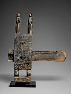 - DOGON DOORLOCK - Lot 48 - Result: €1240 - Find all details for this object in our online catalog! User Settings, Ocean Art, Objects, Auction, Catalog, Brochures