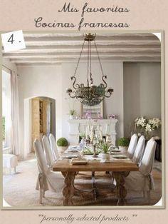 ** Personally selected products **: Mis favoritas cocinas francesas