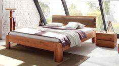 bett feng shui 140x200pinie massiv holz wei doppelbett. Black Bedroom Furniture Sets. Home Design Ideas