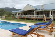 The Willows House - Views and Views, a Kangaroo Valley Farmstay | Stayz