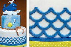 Global Sugar Art.com-- Whale of a Cake