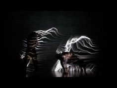 FLOW 1   KINECT PROJECTOR DANCE - YouTube