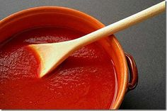 """authentic italian """"gravy""""- it takes a while to cook but its the best ever. makes loads too"""