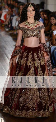 Buy Traditional Indian Clothing & Wedding Dresses for Women Indian Bridal Wear, Indian Wedding Outfits, Indian Wear, Indian Outfits, Bridal Outfits, Bridal Dresses, Bridal Lehenga Choli, Manish Malhotra Bridal, Manish Malhotra Lehenga