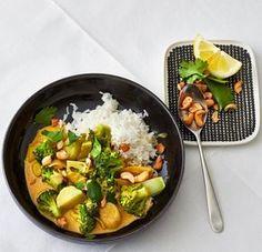 Brokkoli-Lauch-Curry Rezept - [ESSEN UND TRINKEN]