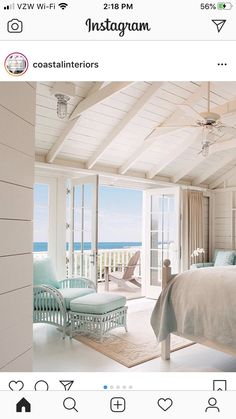 Decor Interior Design, Interior Decorating, Serenity Now, Waterfront Homes, Coastal Homes, Beach Cottages, Cottage Style, Valance Curtains, My House
