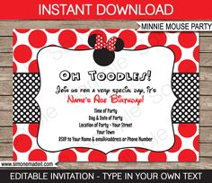 Party Invitations Templates Free Downloads Ladybug Instant Download Editable Invitation  Ladybug Invitation .