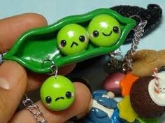 polymer clay + charms - Google Search
