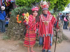 Mines View Park you may also get to chance to wear Igorot costumes complete with shield and spear for males and native bag and flowers for females.