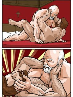 Feel divine with some gay comics smut! https://dalelazarov.selz.com/