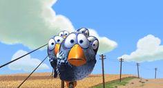 Pixar - Love this short movie