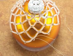 beaded christmas ornament patterns - Bing Images