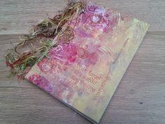 Welkom op Anja's blog: Zelf een Gelli plate maken. Make a permanent gelli plate.